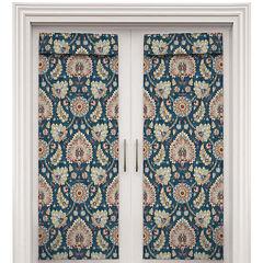 Clifton Hall Rod-Pocket Door Panel
