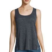 Miss Chevious Hacci-Inset Tank Top