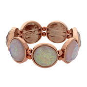 Worthington® Pink Mother-of-Pearl Bracelet