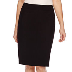 Worthington® Curvy Fit Skirt