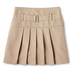 IZOD® Belted Scooter Skirt - Girls 7-16 and Plus