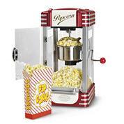 Nostalgia Electrics™ Countertop Kettle Popcorn Machine