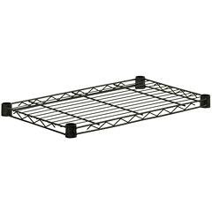 Honey-Can-Do® Steel Shelf - Black