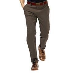 Haggar® Performance Cotton Slacks–Big & Tall