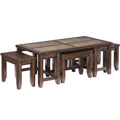 Cargo 5-pc. Nesting Coffee Table Set