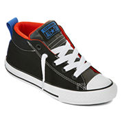 Converse Chuck Taylor All Star Street Boys Slip-On Sneakers - Little Kids
