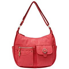 Rosetti Riveting Seams Hobo Bag