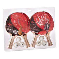 Viper Racket Table Tennis Set