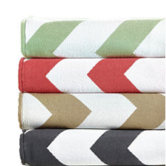 Orient Home Collection Faux Cashmere Chevron Throw