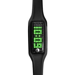 Dakota Smart Band Fitness Tracker, Black Pocket Watch 22783