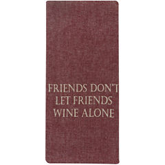 Park B. Smith® Wine Alone Set Of 2 Kitchen Towels