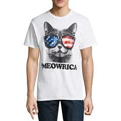Meowrica SS Tee