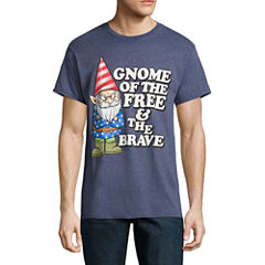 Gnome Of The Free SS Tee
