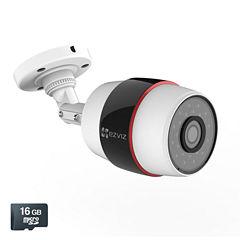 Ezviz Husky 16GB 1080p Outdoor WiFi Security Camera