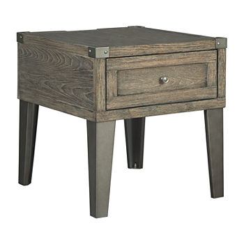 Signature Design By Ashley Chazney 1 drawer Storage End Table