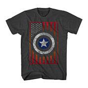 Marvel® Captain America™ Flag Tee