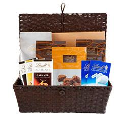 Lindt & Sprungli Lindt Chocolate Deluxe Gift Hamper - 75.1 oz.