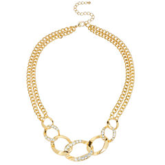 Worthington 16 Inch Link Necklace