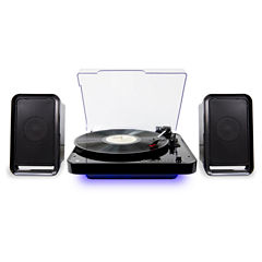 iLive ITTB757B Wireless All-in-One Turntable