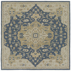 Decor 140 Demetrios Hand Tufted Square Rugs