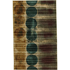 Mohawk Home Blue Moon 5'X8' Rectangular Rugs