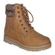 St. John's Bay® Kamdom Ankle Boots