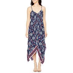 a.n.a Sleeveless Slip Dress