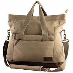 Red Rock Outdoor Gear Trapper Carry Bag - Khaki Canvas