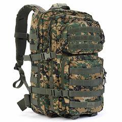 Red Rock Outdoor Gear Large Assault Pack - Woodland Digital