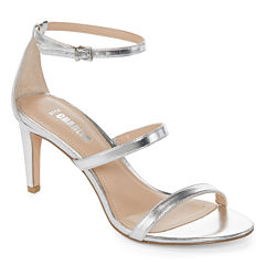 Style Charles Zeal Womens Heeled Sandals