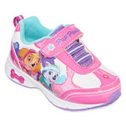 Nickelodeon™ Paw Patrol Girls Light-Up Sneakers - Toddler