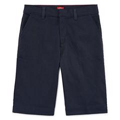 Dickies® Bermuda Stretch Shorts - Girls 7-16