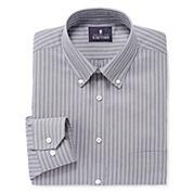 Stafford® Executive Non-Iron Pinpoint Oxford Dress Shirt - Big & Tall