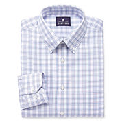 Stafford® Executive Pinpoint Oxford Dress Shirt