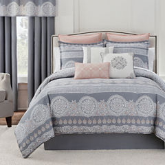 Eva Longoria Home Bethany 4-pc. Comforter Set & Accessories