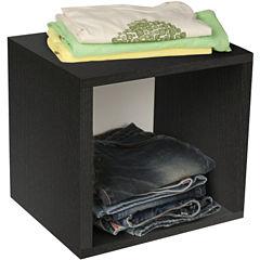 Way Basics Stackable Storage Cube