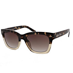 Marilyn Monroe Half Frame Square UV Protection Sunglasses