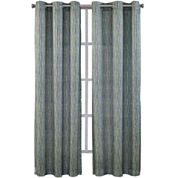 Richloom Solange 2-Pack Grommet-Top Curtain Panels