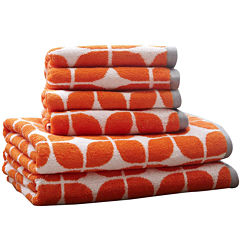 Intelligent Design Elena 6-pc. Towel Set