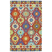Feizy Rugs® Lonni Southwestern Indoor/Outdoor Rectangular Rug