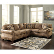Signature Design by Ashley® Larkinhurst 3-pc. Sectional