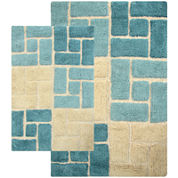 Chesapeake Merchandising Berkely 2-pc. Bath Rug Set