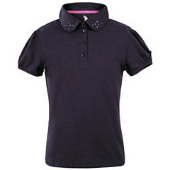U.S. Polo Assn.® Short-Sleeve Knit Polo - Preschool Girls 4-6x