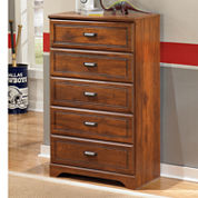 Signature Design by Ashley® Barchan 5-Drawer Chest