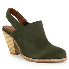 Just Dolce By Mojo Moxy Abby Womens Mules