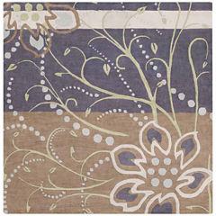 Decor 140 Alocasia Hand Tufted Square Rugs