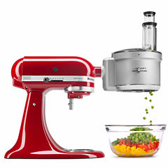 KitchenAid® Food Processor Mixer Attachment with Dicing Kit KSM2FPA