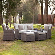 Rodanthe 5-pc. Outdoor Seating Set