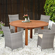 Corolla Outdoor Dining Collection