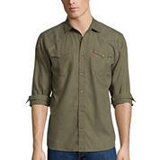 Levi's® Long-Sleeve Friction Woven Shirt